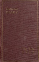 Claude Pepper Diary 1942