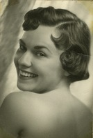 Carol Rogers in Portrait Photograph