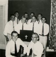 Sigma Nu Before Religious Services