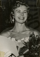 Marlies Gessler After Winning Homecoming Queen Title