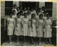 Mary Petway in a Group Photo