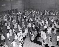 Dance at Tully Gym. 1956