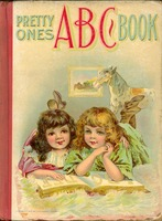 Pretty ones' ABC book