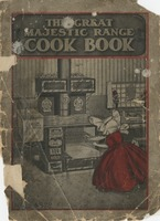 Great Majestic range cook book