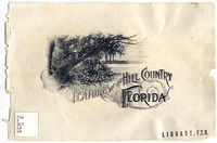 Features of the hill country, Florida