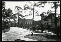 Construction of Dodd Hall