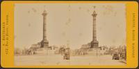 Place de la Bastille - Colonne de Juillet - The July Column