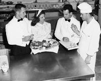 Florida State University hotel and restaurant management. 1951