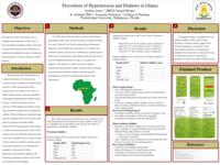 Prevention of Hypertension and Diabetes in Ghana