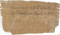 [Banknote, 87 May 25 or June 24 BCE, of Sosigenes to Protarchos, banker]