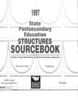 State Postsecondary Education Structures Sourcebook