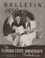Bulletin 1950, The Florida State University