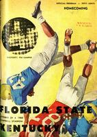 FSU vs. Kentucky (10/29/60)