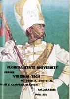 FSU vs. Virginia Tech (10/8/55)