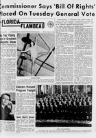 Florida Flambeau, March 04, 1966