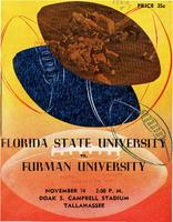 FSU vs. Furman University (11/14/53)