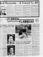 Florida Flambeau, July 01, 1966