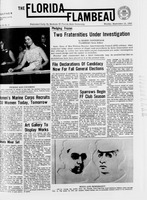 Florida Flambeau, September 12, 1966