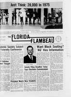 Florida Flambeau, September 13, 1966