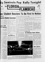 Florida Flambeau, October 13, 1966