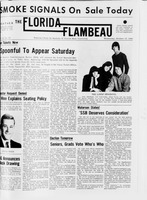 Florida Flambeau, October 19, 1966