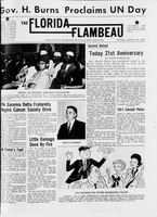 Florida Flambeau, October 24, 1966