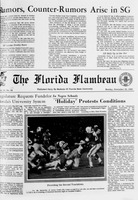 Florida Flambeau, November 28, 1966