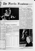 Florida Flambeau, November 29, 1966