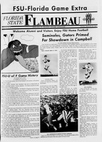 Florida State Flambeau, September 28, 1968