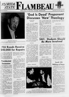 Florida State Flambeau, November 13, 1968