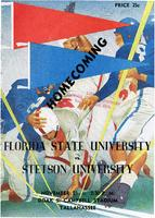 FSU vs. Stetson University (11/21/53)