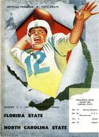 FSU vs. North Carolina State (10/12/57)