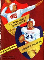 FSU vs. Howard College (10/14/50)