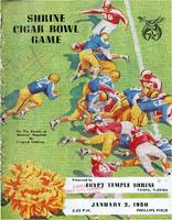 Cigar Bowl 1950: FSU vs. Wofford (1/2/50)