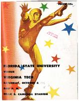FSU vs. Virginia Tech (10/6/56)