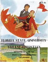 FSU vs. Abilene Christian (9/25/54)
