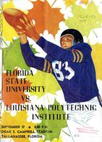 FSU vs. Louisiana Polytechnic Institute (9/27/53)