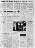 Flambeau, April 30, 1969