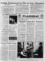 Flambeau, April 24, 1969