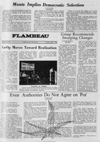 Flambeau, April 03, 1969