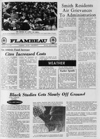 Flambeau, April 14, 1969
