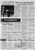 Flambeau, April 09, 1969