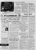 Flambeau, April 17, 1969