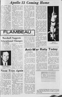 Flambeau, April 15, 1970