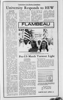 Flambeau, April 14, 1970