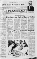 Flambeau, April 13, 1970