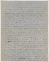 June 7, 1851 deed for land in New Port, Florida in Wakulla County