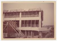 1975 Nursing Building Construction