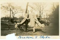 Bascom and brother Clyde Webster