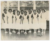 1960s College of Nursing Class Photo